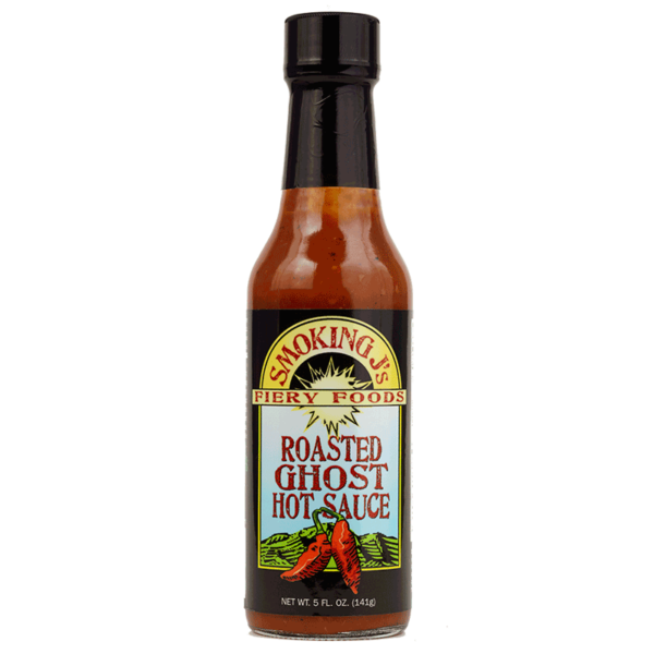 Roasted Ghost Hot Sauce