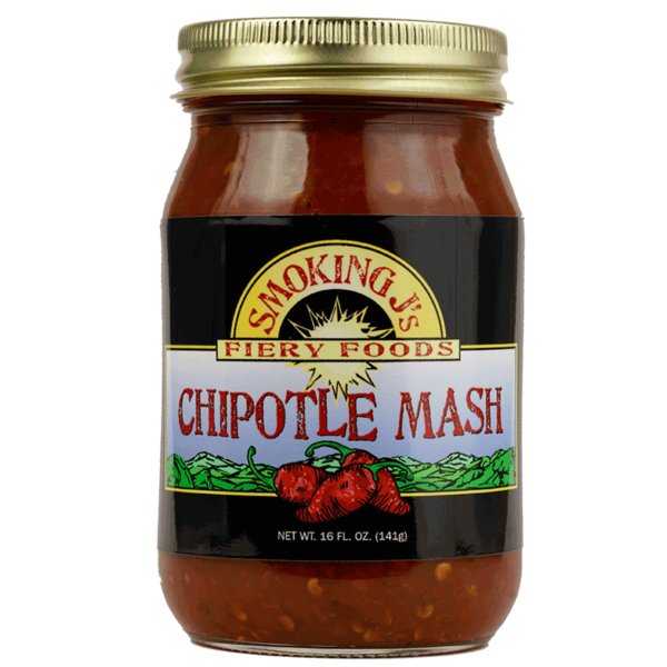 16 oz. Chipotle Pepper Mash