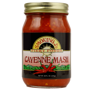 Cayenne Pepper Mash