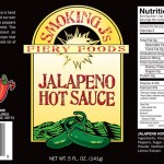 Jalapeno Hot Sauce-Label