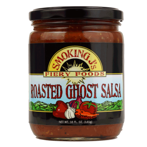 Roasted Ghost Salsa