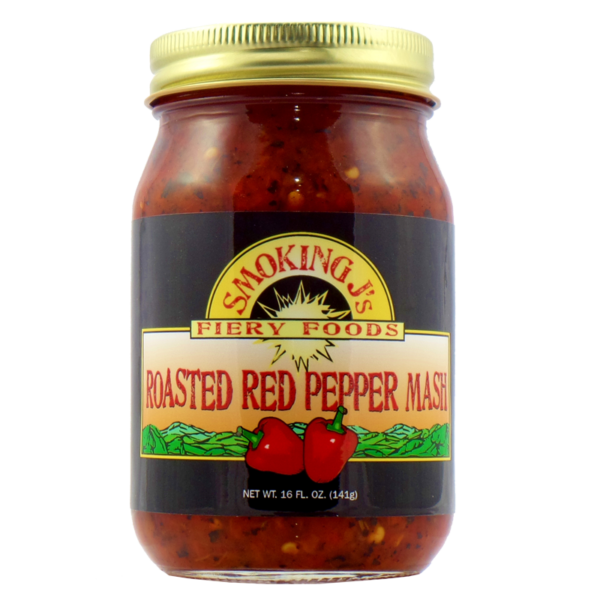 Roasted Red Pepper Mash