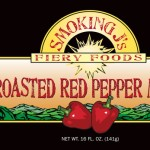 Roasted Red Pepper Mash-Label